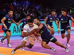 Pro Kabaddi League: Haryana Steelers Edge Out Dabang Delhi, Gujarat Fortunegiants Beat Puneri Paltan