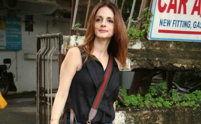Hrithik Roshan's Ex-Wife Sussanne Khan On #MeToo: 'There's Lot Of Pretence And False Allegations'