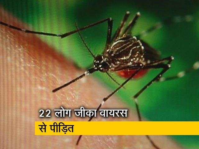 Video : जयपुर में जीका वायरस का खतरा