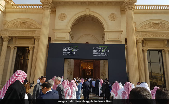 Despite Jamal Khashoggi Case, US Firms Turn Up At 'Davos In The Desert'
