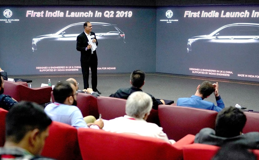 MG Motor will manufacture the SUV at the Halol plant in Gujarat