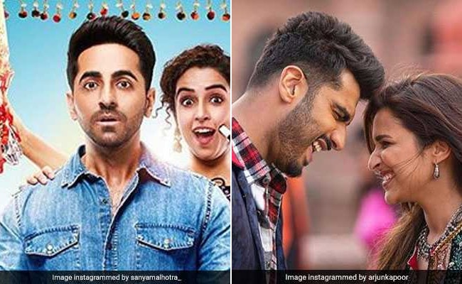 In Box Office Clash Between Namaste England And Badhaai Ho, The Latter Gets A 'Good Start' thumbnail