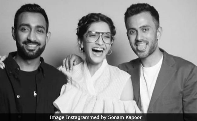 Sonam Kapoor's Birthday Message For Brother-In Law Anant Ahuja Is Simply Adorable (A Day Late, But Never Mind)