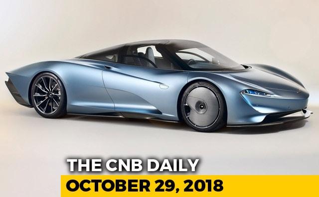 Video : Mercedes-Benz C-Class Cabriolet, Maruti Suzuki BS-6 Cars, McLaren Speedtail