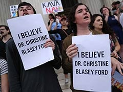 Women's Groups To Use Kavanaugh Rage To Urge Voters In US Midterm Polls