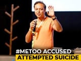 Video : Anirban Blah, Celeb Manager Accused In #MeToo, Attempted Suicide: Police
