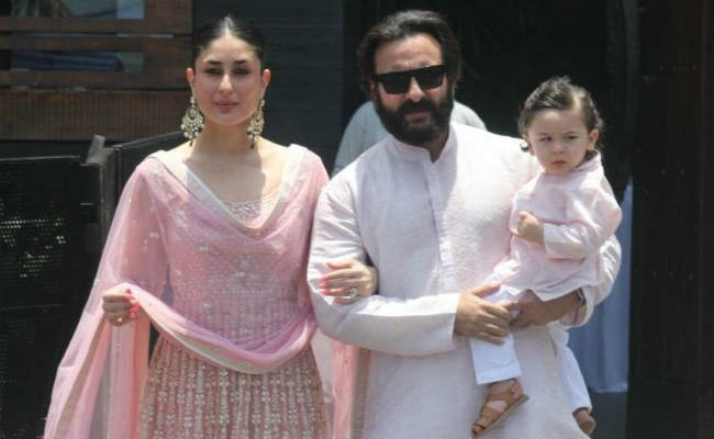 Taimur In Nappy Ads? 'Don't Be Cheap,' Saif Ali Khan Told By Kareena Kapoor
