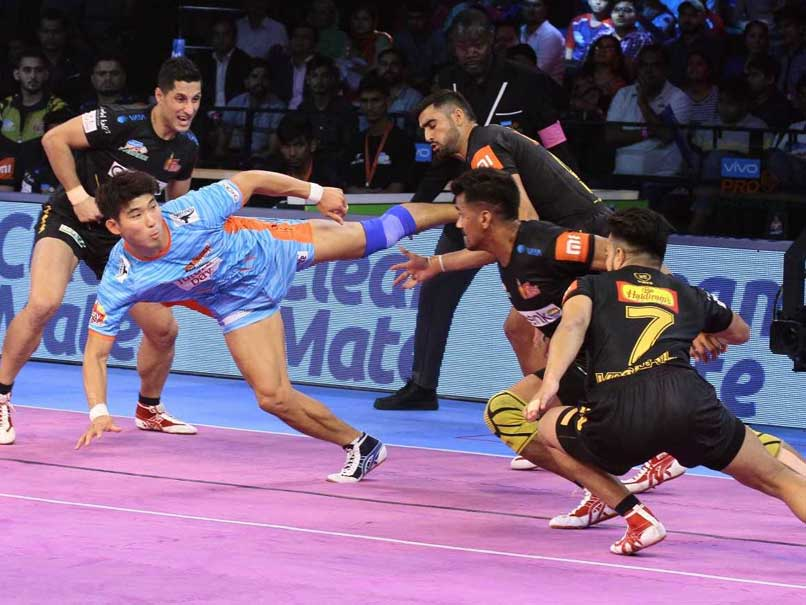 Pro Kabaddi League: Bengal Warriors Beat Telugu Titans, Jaipur Pink Panthers Defeat Haryana Steelers
