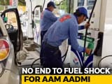 Video: Fuel Prices Continue To Rise: Petrol Rate Reaches 91.08 Rupees In Mumbai