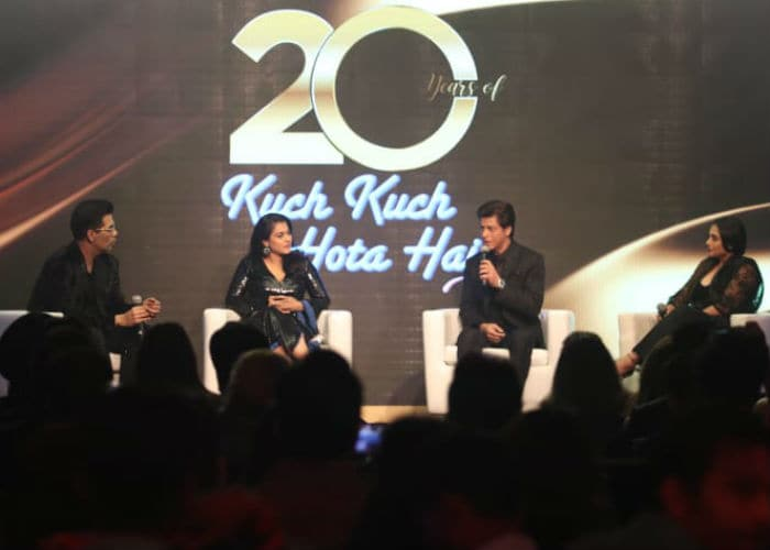 20 Years Of Kuch Kuch Hota Hai : Back To The College With