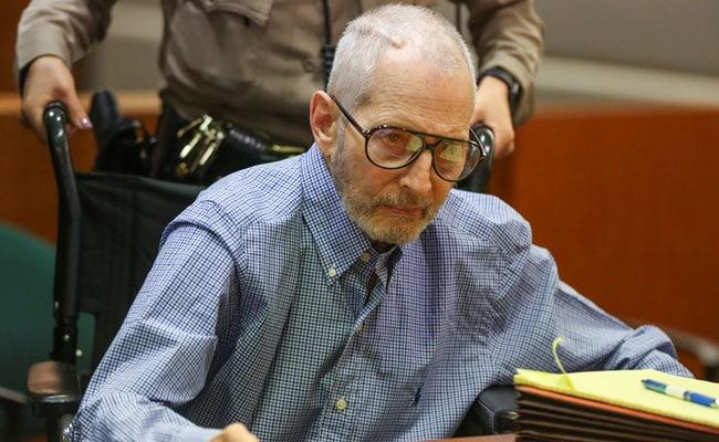 US Tycoon Robert Durst Guilty Of Best Friend's Murder