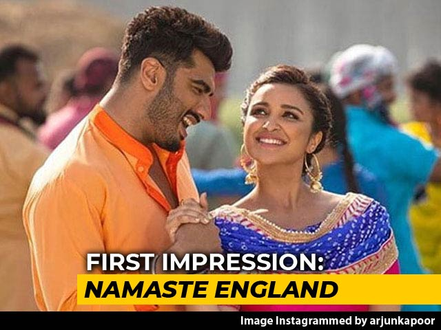 First Impressions Of Namaste England