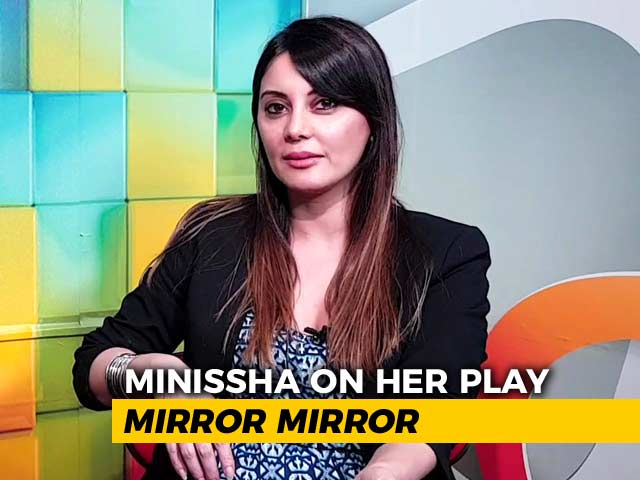 Minissha Lamba On Her Theatre Debut