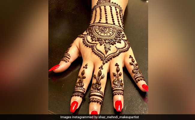 Karva Chauth 2018 Mehndi Designs Video Latest Best Simple