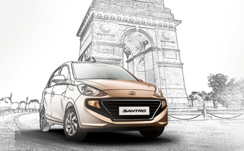 The 2018 Hyundai Santro is set to be launched in India on October 23