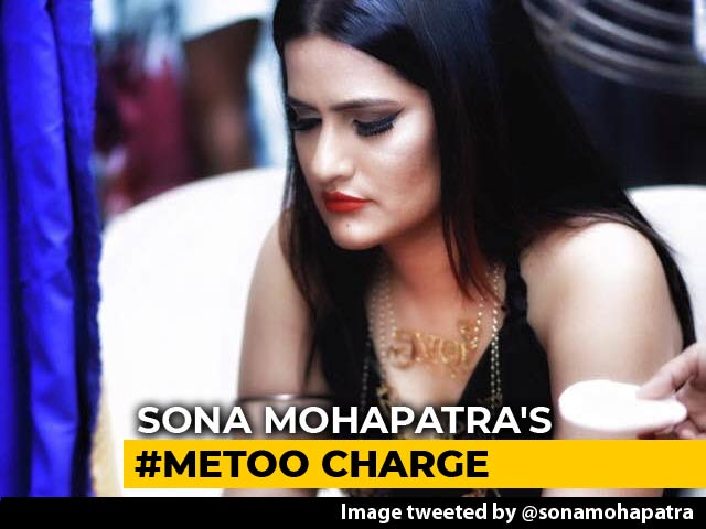 Video : Sona Mohapatra Accuses Kailash Kher In Her #MeToo Account