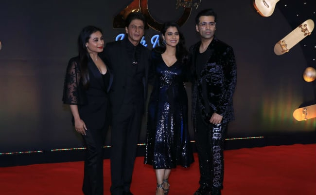 20 Years Of Kuch Kuch Hota Hai: Shah Rukh Khan Reveals Karan Johar Tried To 'Impress Him With A Crap Story'
