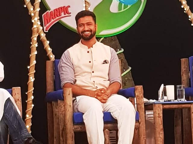 Video : Cleanliness Has To Become An Attitude: Vicky Kaushal