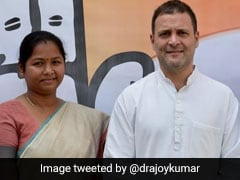 Former Jharkhand Chief Minister Madhu Koda's Wife Joins Congress