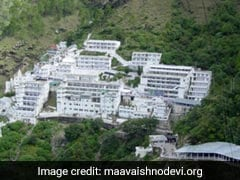 Chopper Service Remains Suspended For Second Day At Vaishno Devi