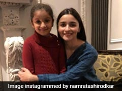 Alia Bhatt Is The Reason Behind Namrata Shirodkar's Daughter Sitara's 'Biggest Smile'