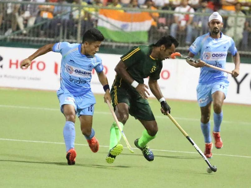 9ab67afda17 Asian Champions Trophy 2018 India vs Pakistan Men s Hockey Final ...