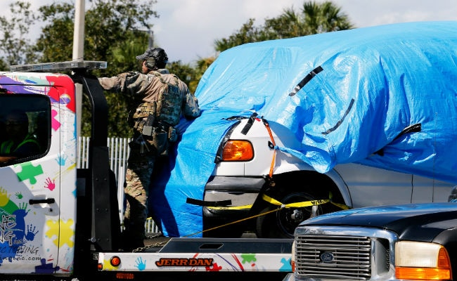 Fingerprint, DNA Lead To Florida Man's Arrest In Mail Bombs Case