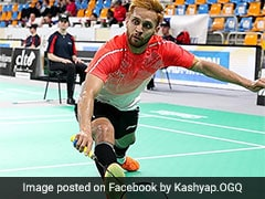 Parupalli Kashyap Loses Passport In Amsterdam, Requests Sushma Swaraj For Help