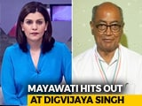 Video: Digvijaya Singh On Mayawati Snubbing Congress For State Polls