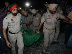 50 Dead As Train Hits Crowd Watching Ravan-Burning In Punjab: 10 Points