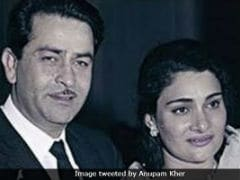 Raj Kapoor's Wife Krishna Raj Kapoor Dies Of A Cardiac Arrest At 87