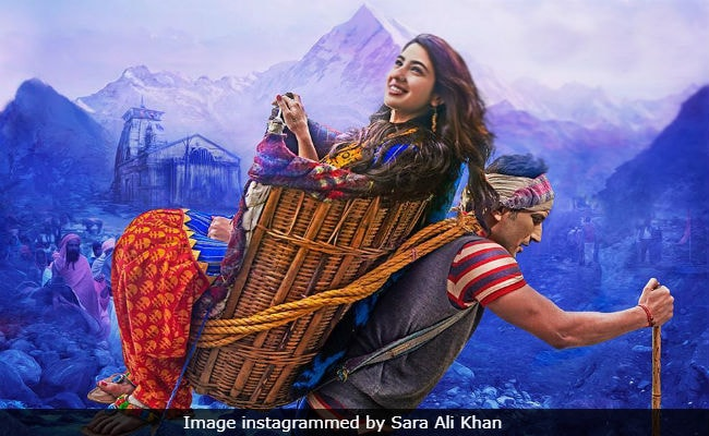 First Look Poster of 'Kedarnath' Released