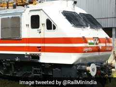 "Railway Gets Its First Engine With ""Aerodynamic And Ergonomic Design"""