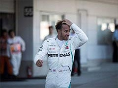 United States GP: Title-Chasing Lewis Hamilton Shines In Texas Rain