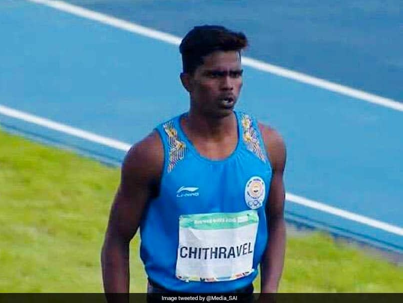 Praveen Chitravel, Farm Labourers Son, Wins Bronze In Triple Jump In Youth Olympics