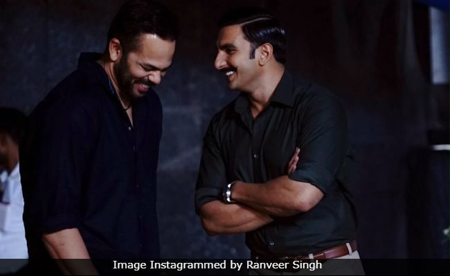 Simmba: Ranveer Singh And Rohit Shetty's 'Bro Talk' Pic Is Winning The Internet