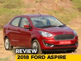 Ford Aspire Facelift Sub-Compact Sedan Review