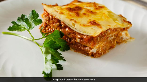 Do you beleive in experiment, have Butter Chicken Lasagna