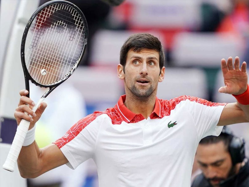 Impressive Novak Djokovic Gets Revenge To Make Shanghai Masters Quarters