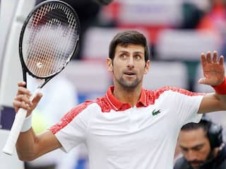 Impressive Novak Djokovic Gets Revenge To Make Shanghai Masters Quarters