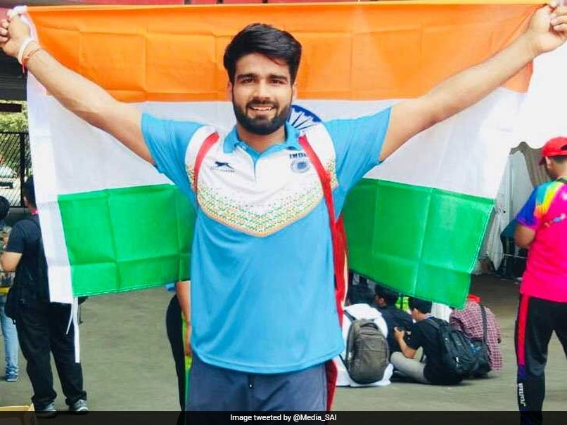 2018 Asian Para Games: India Scoops 11 Medals With 3 Gold, Javelin Thrower Sandeep Chaudhary Smashes World Record