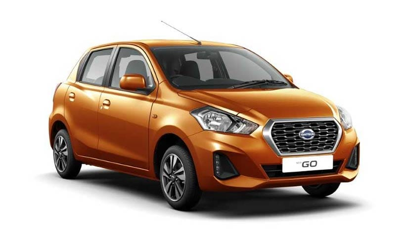 The 2018 Datsun GO and GO+ facelifts will be launched on October 9 in India
