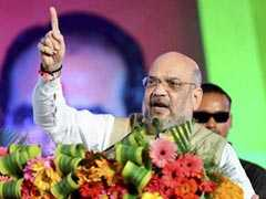 "On Birthday, Amit Shah Called ""Chanakya"", Lauded For BJP's Success"