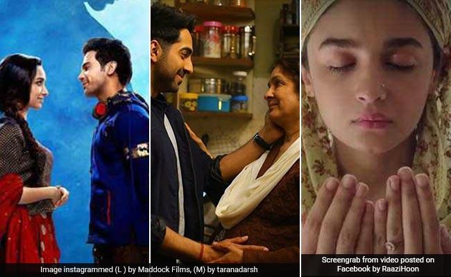 Badhaai Ho Box Office Collection Day 6: 'स्त्री' और 'राजी' से आगे निकली 'बधाई हो', जानें कलेक्शन...