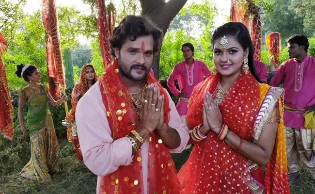 Navratri 2018 Khesari Lal Yadav Video Song Chandani Singh
