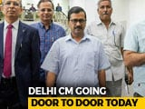 Video : Arvind Kejriwal To Launch AAP's Door-To-Door Campaign Today For 2019