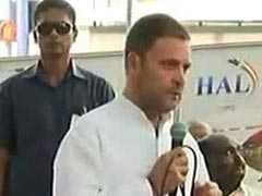 Amid Rafale Controversy, Rahul Gandhi Meets HAL Employees: LIVE Updates