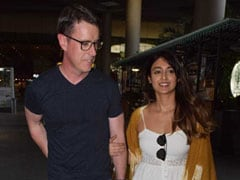 Pretend It's Still Summer, Like Ileana D'Cruz In A White Dress