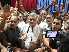 Ousted PM Wickremesinghe Wins Control Of Key Panel In Lankan Parliament