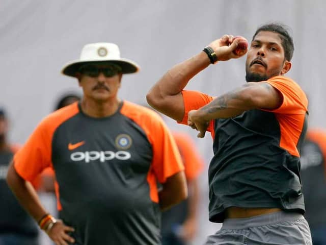 India vs Windies: Umesh Yadav To Replace Injured Shardul Thakur For The First Two ODIs